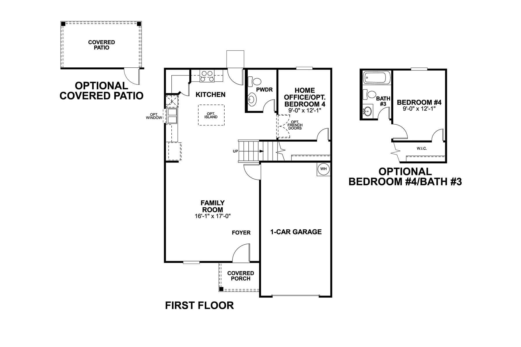 Brazoria First Floor