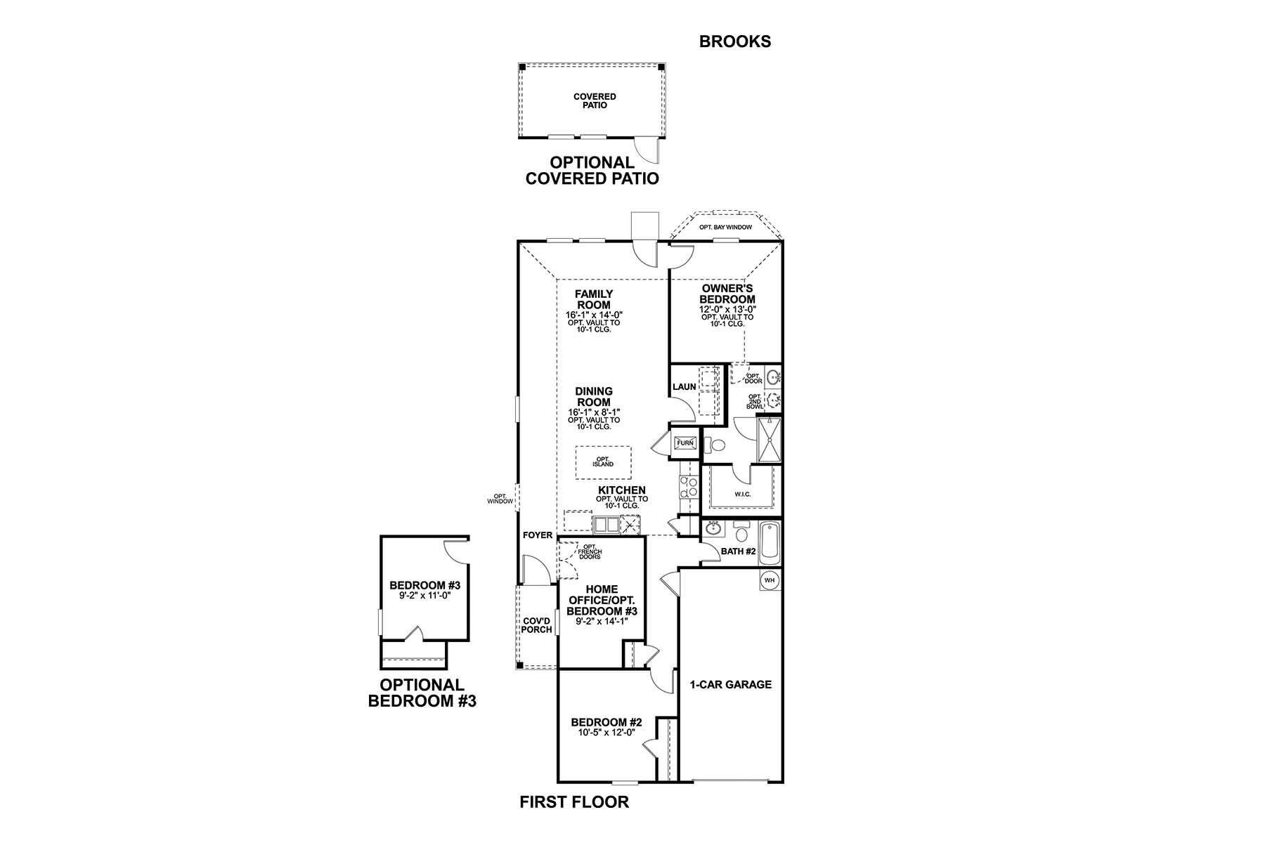 Brooks Floorplan