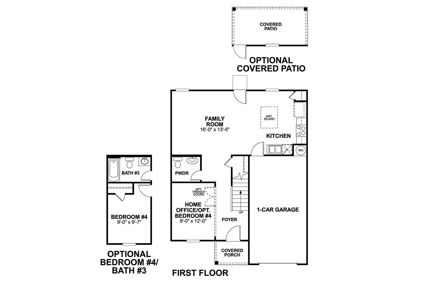 Coleman First Floor