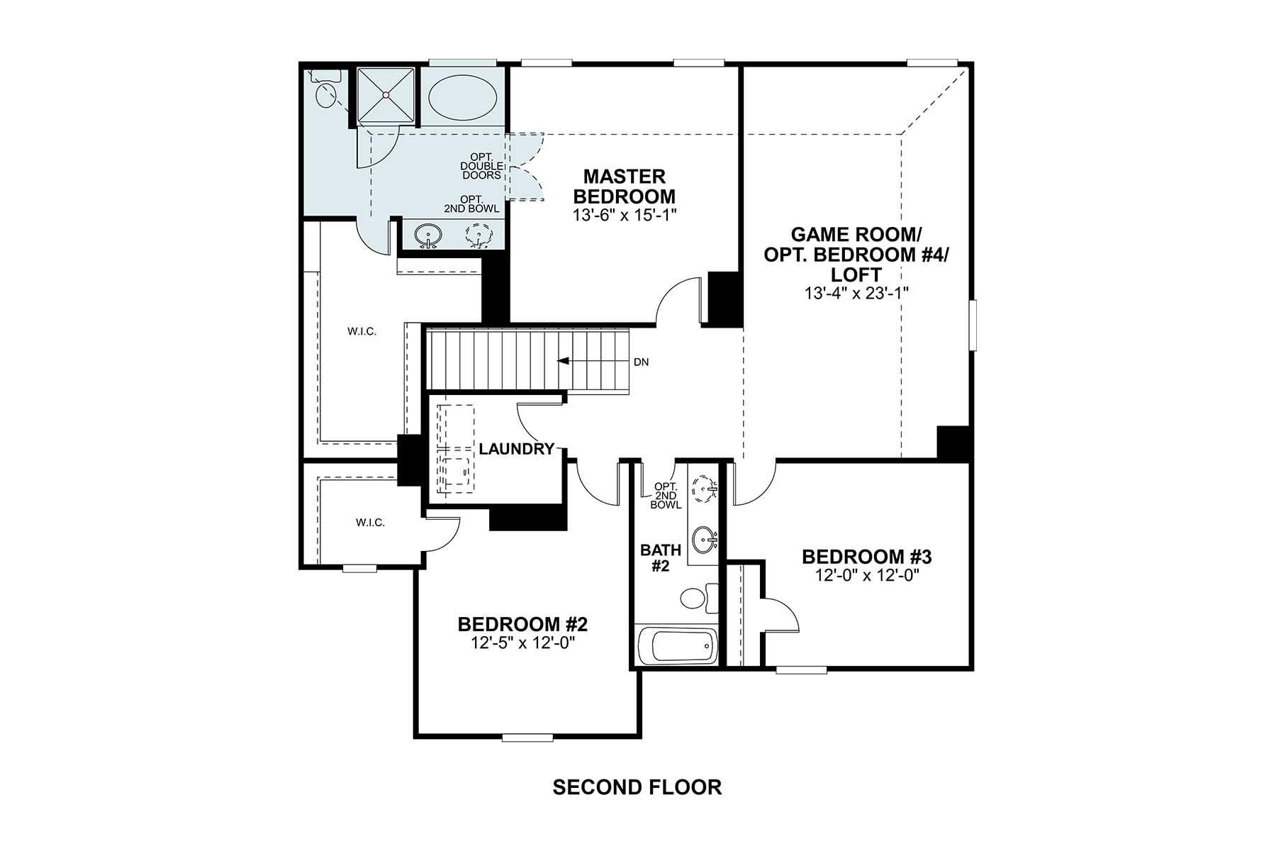 Cortez Second Floor