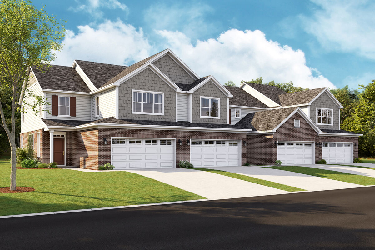 4-Unit Townhomes