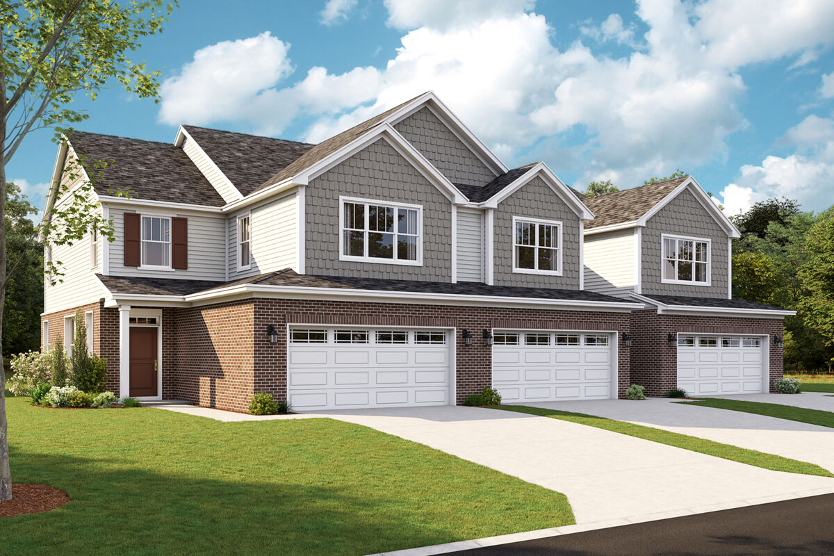 3-Unit Townhomes