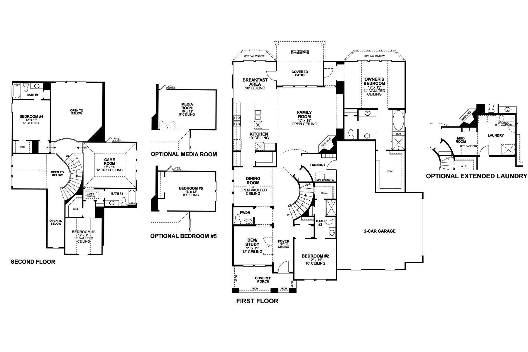 Wesridge Floorplan