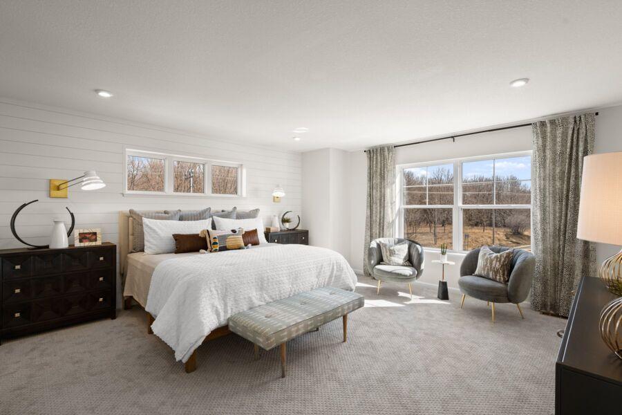 Savanna Owner's Bedroom