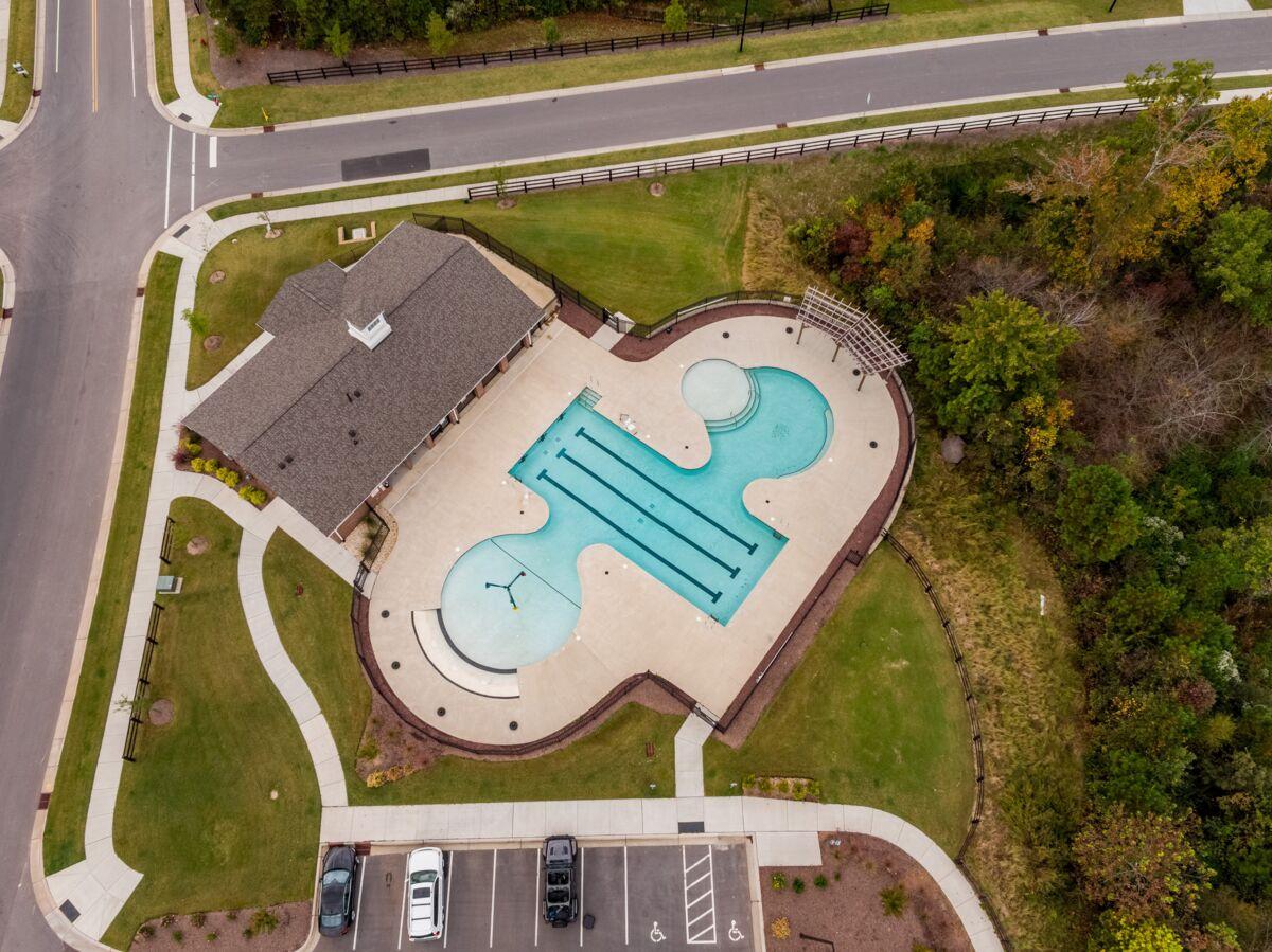 Andrews Chapel Pool