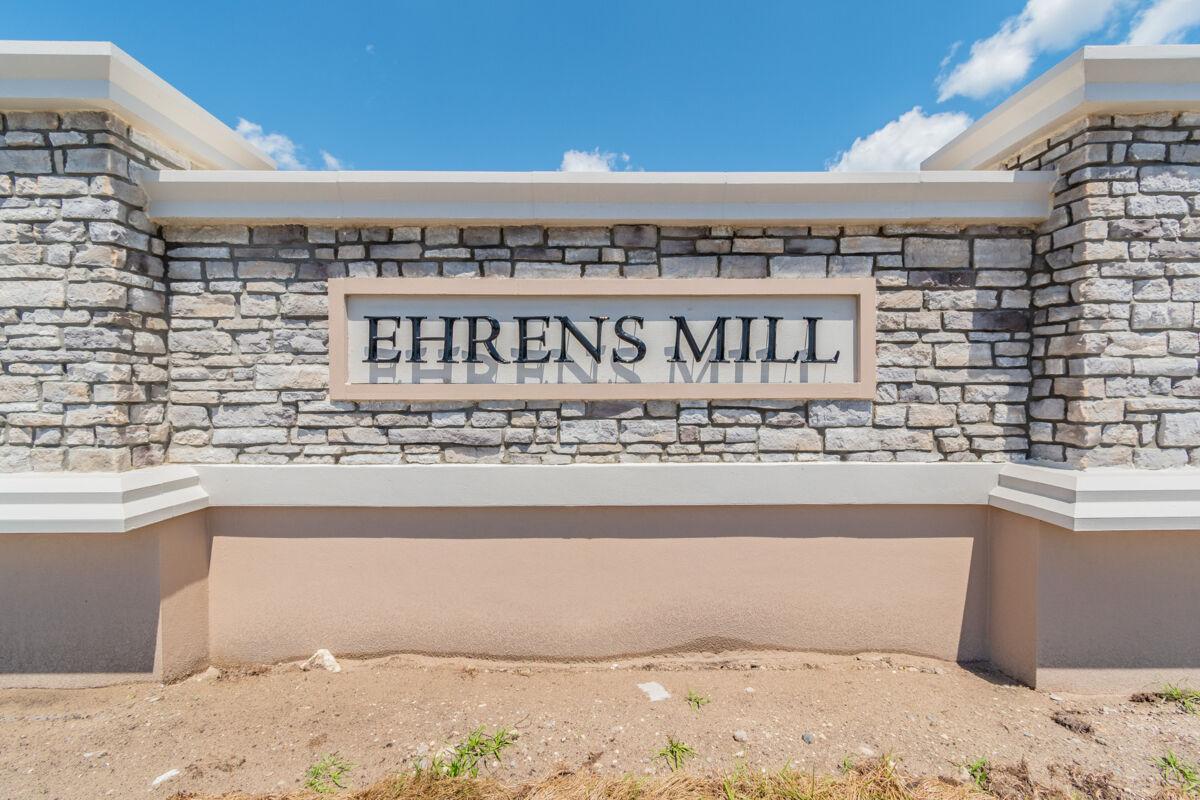 Ehrens Mill Entrance
