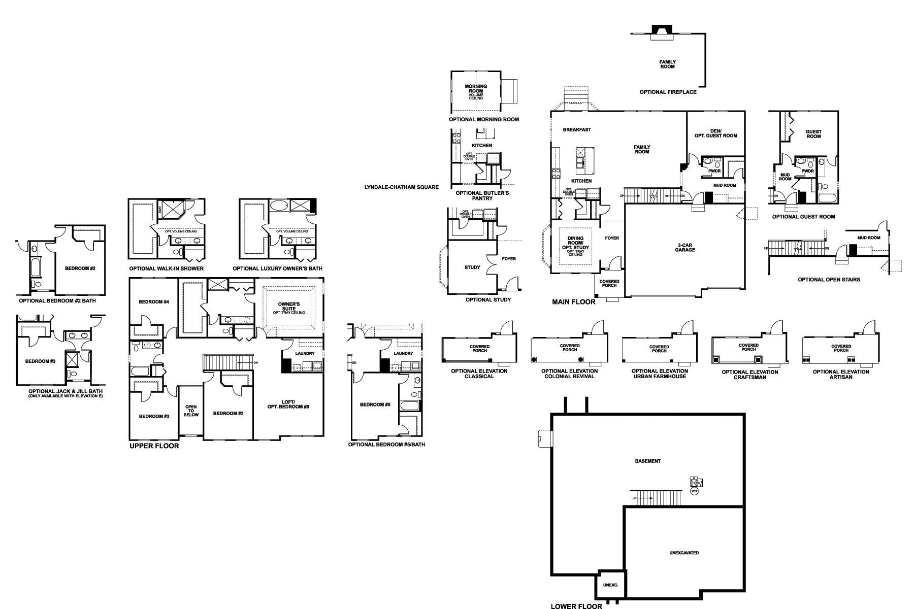 Lyndale Floorplan