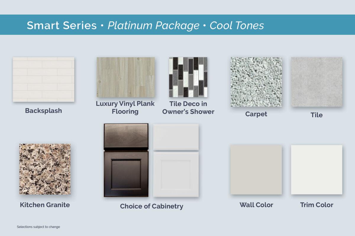 Dallas Smart Series Platinum Cool Interior Package