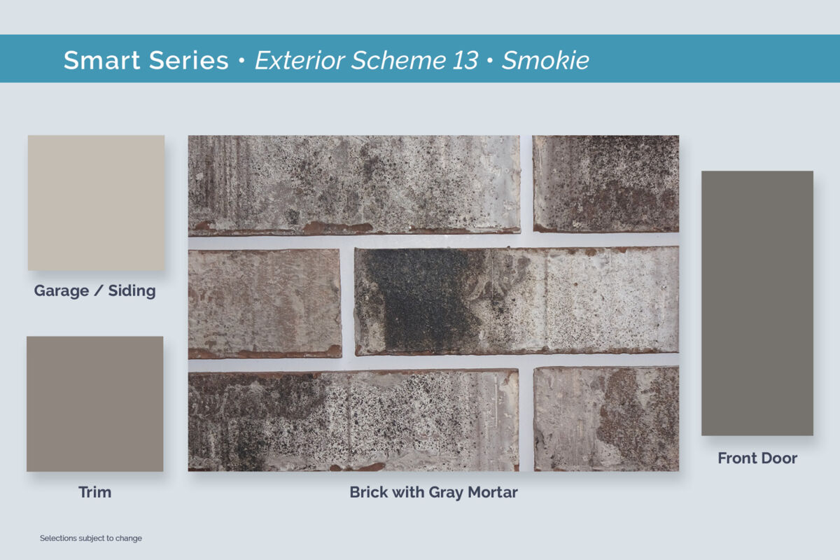Dallas Smart Series Exterior Package 13