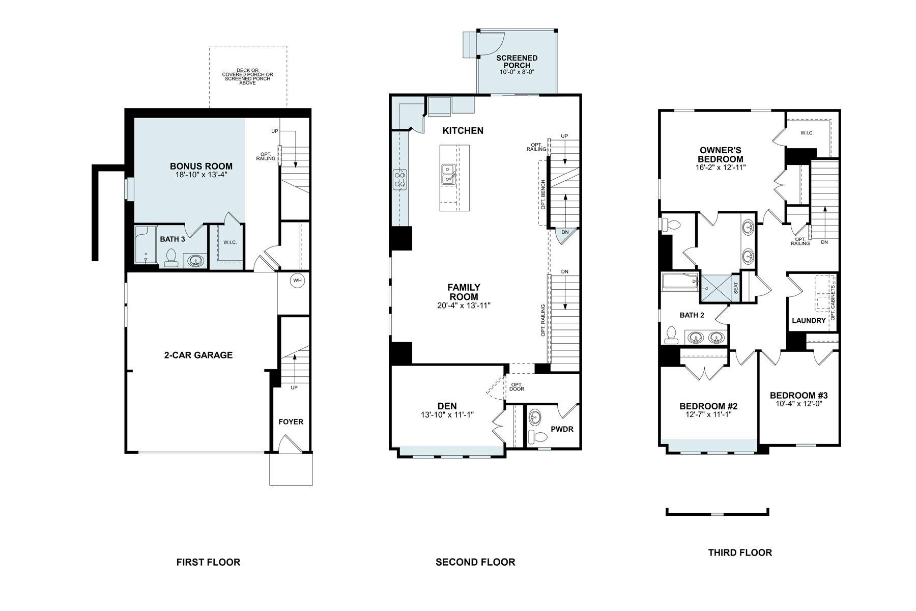 Wykoff 1 Floorplan