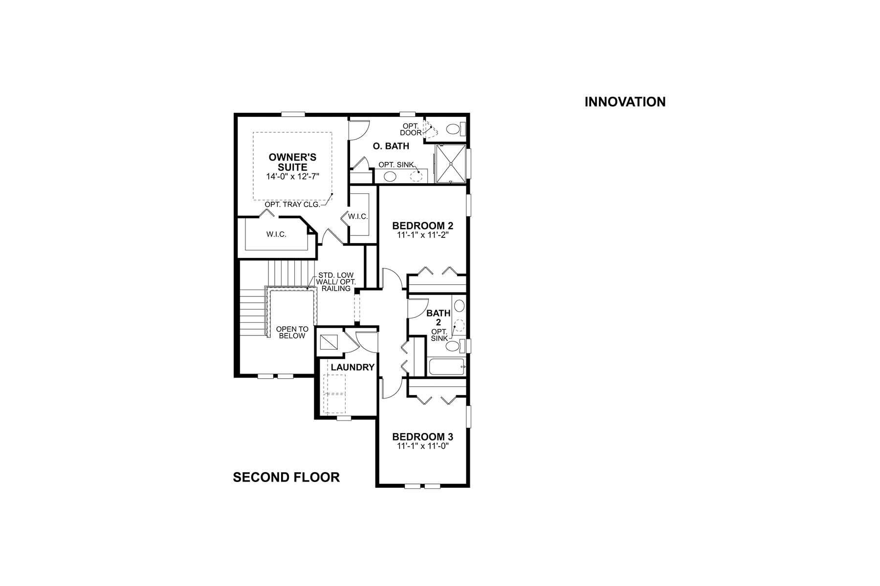 Innovation Second Floor