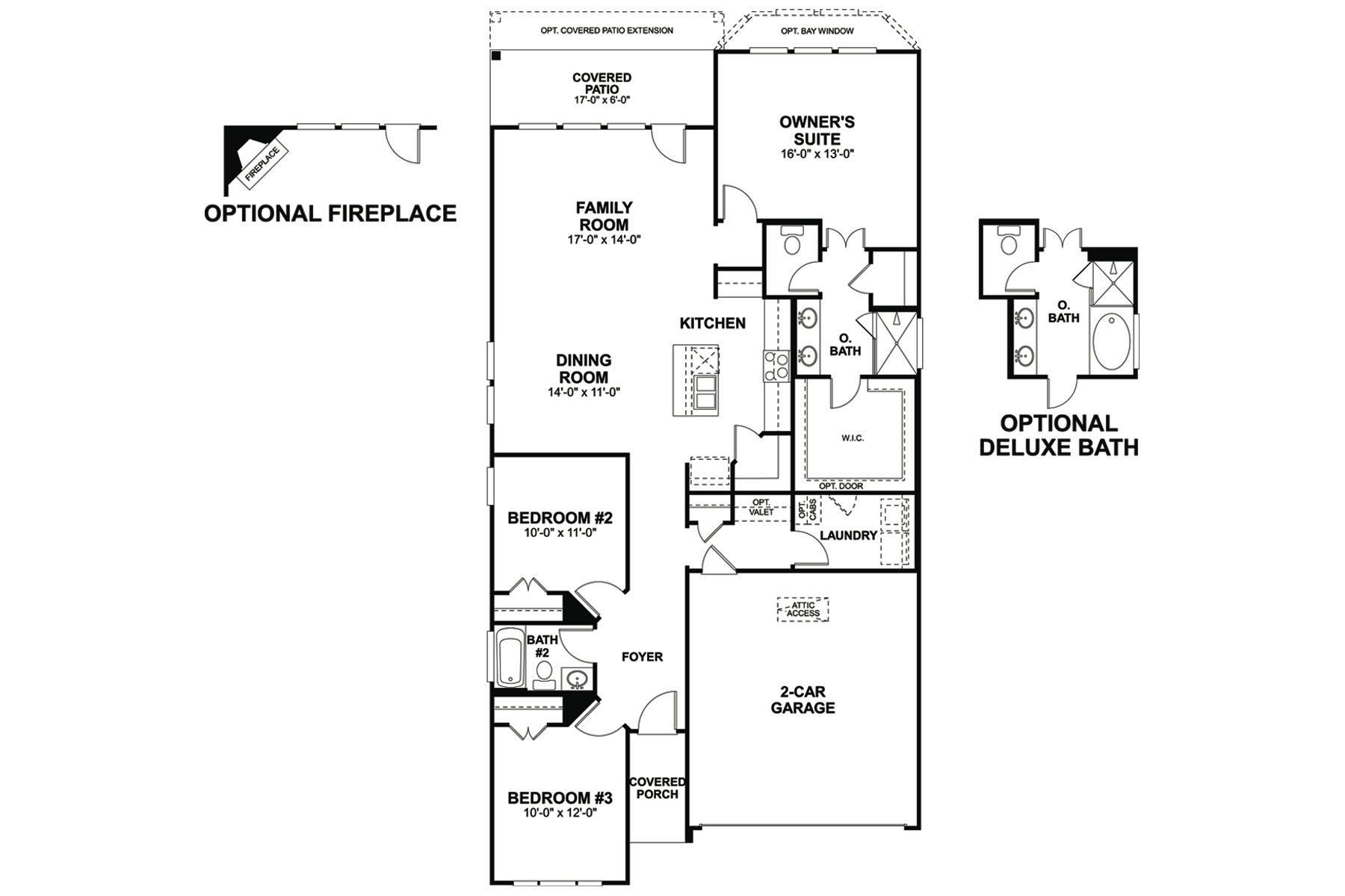 Galloway Floorplan