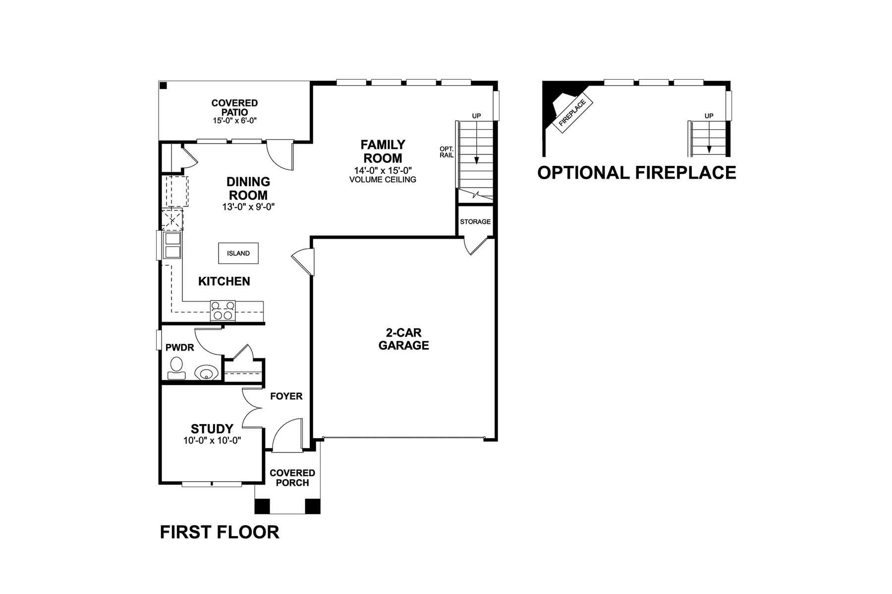 Randall First Floor