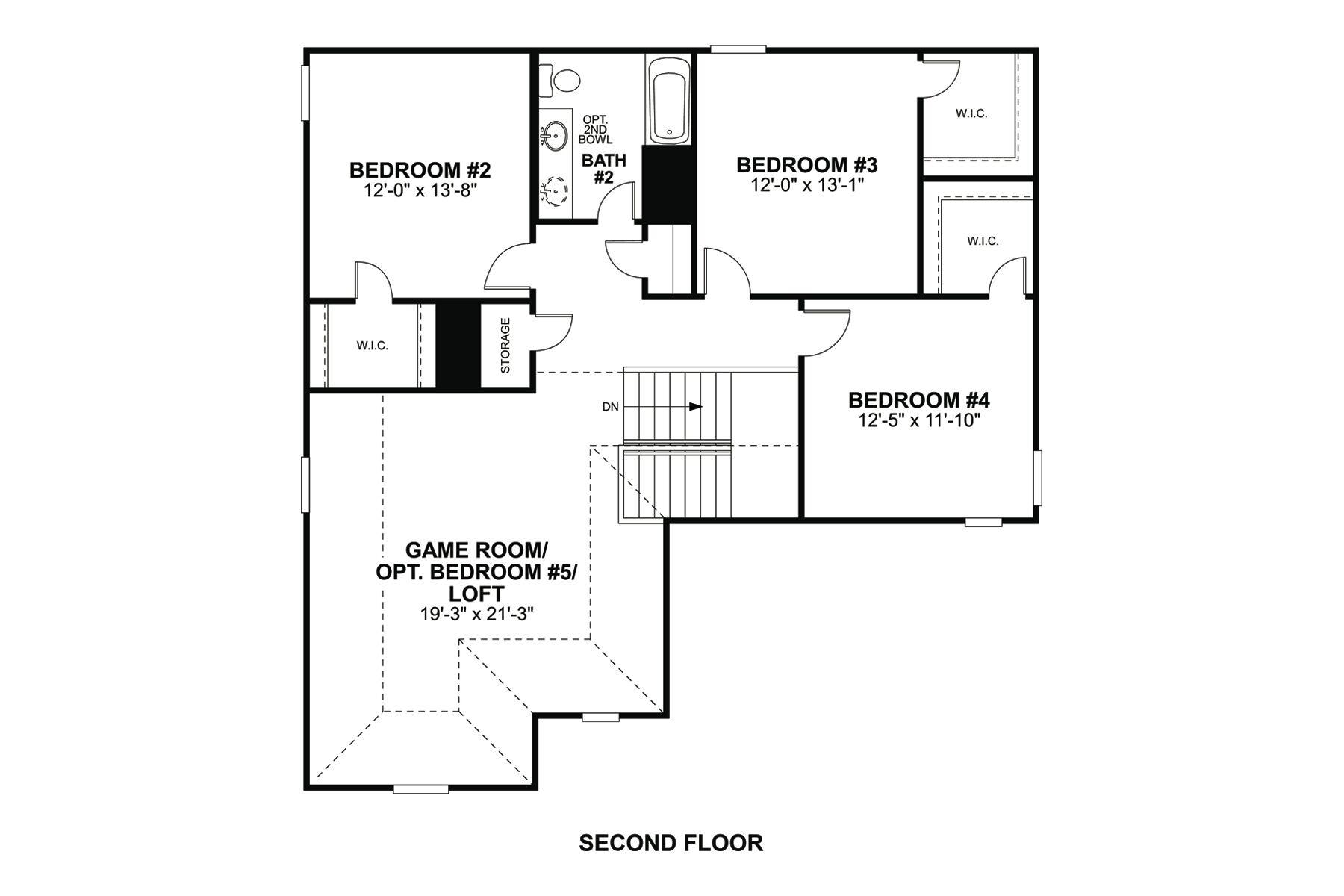 Magellan Floorplan