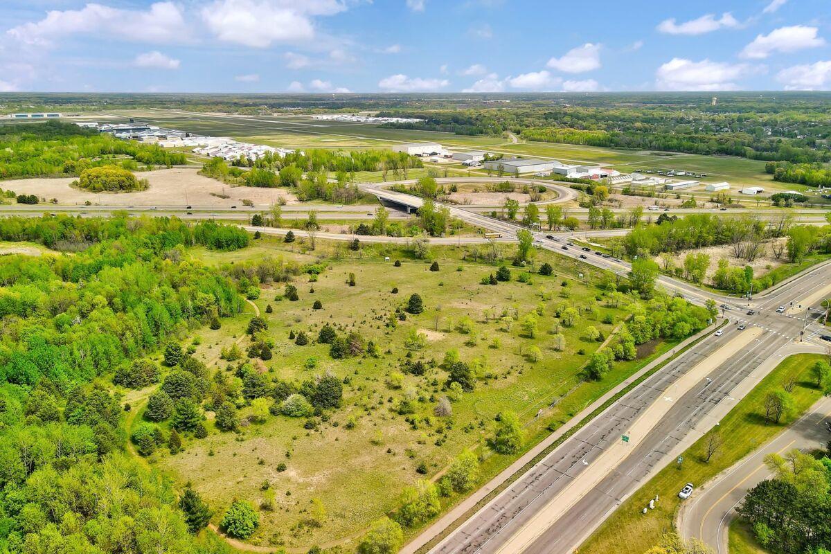 Groveland Village Aerial