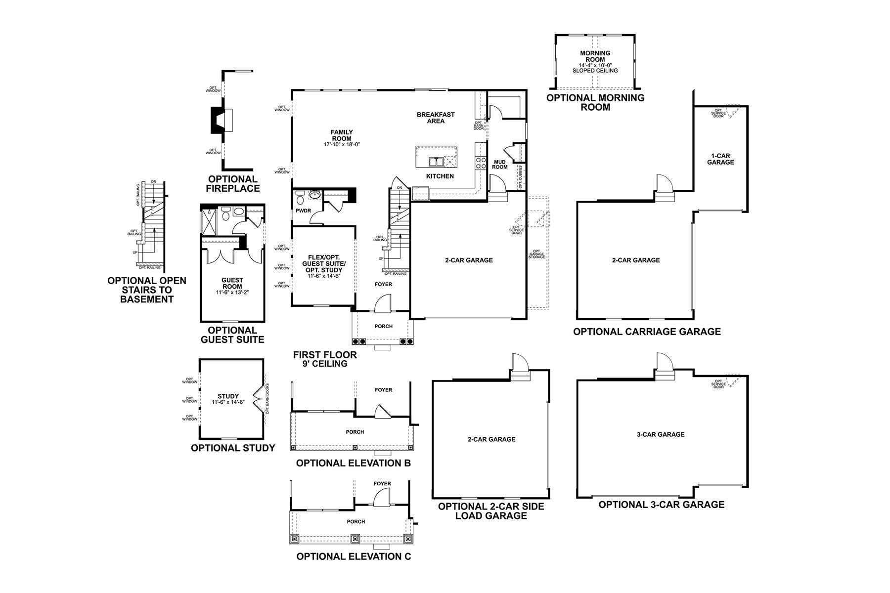 Temple Floorplan