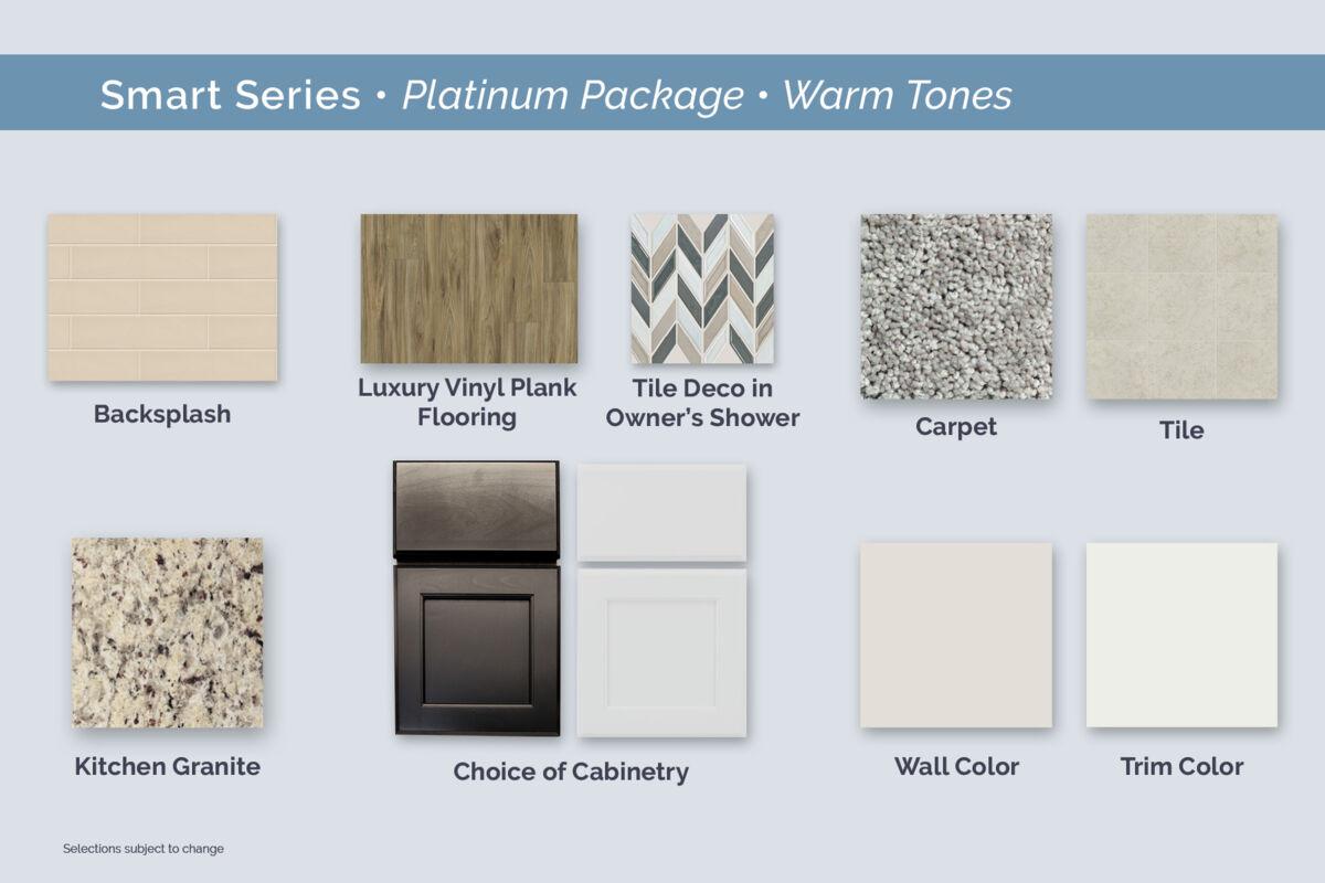 Dallas Smart Series Interior Package Platinum Warm