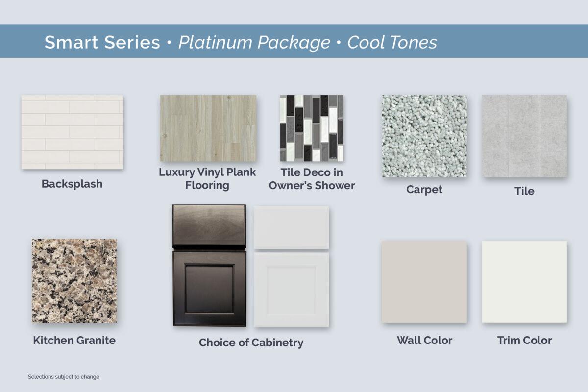 Dallas Smart Series Interior Package Platinum Cool