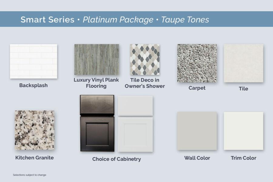Dallas Smart Series Interior Package Platinum Taupe