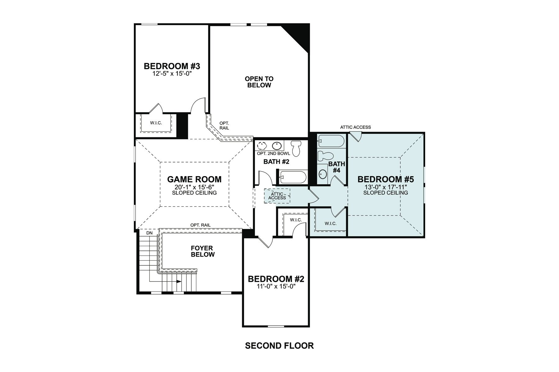 Zacate Floorplan