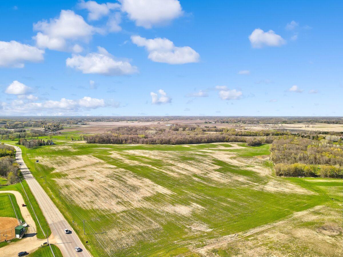 Rush Creek Reserve Aerial