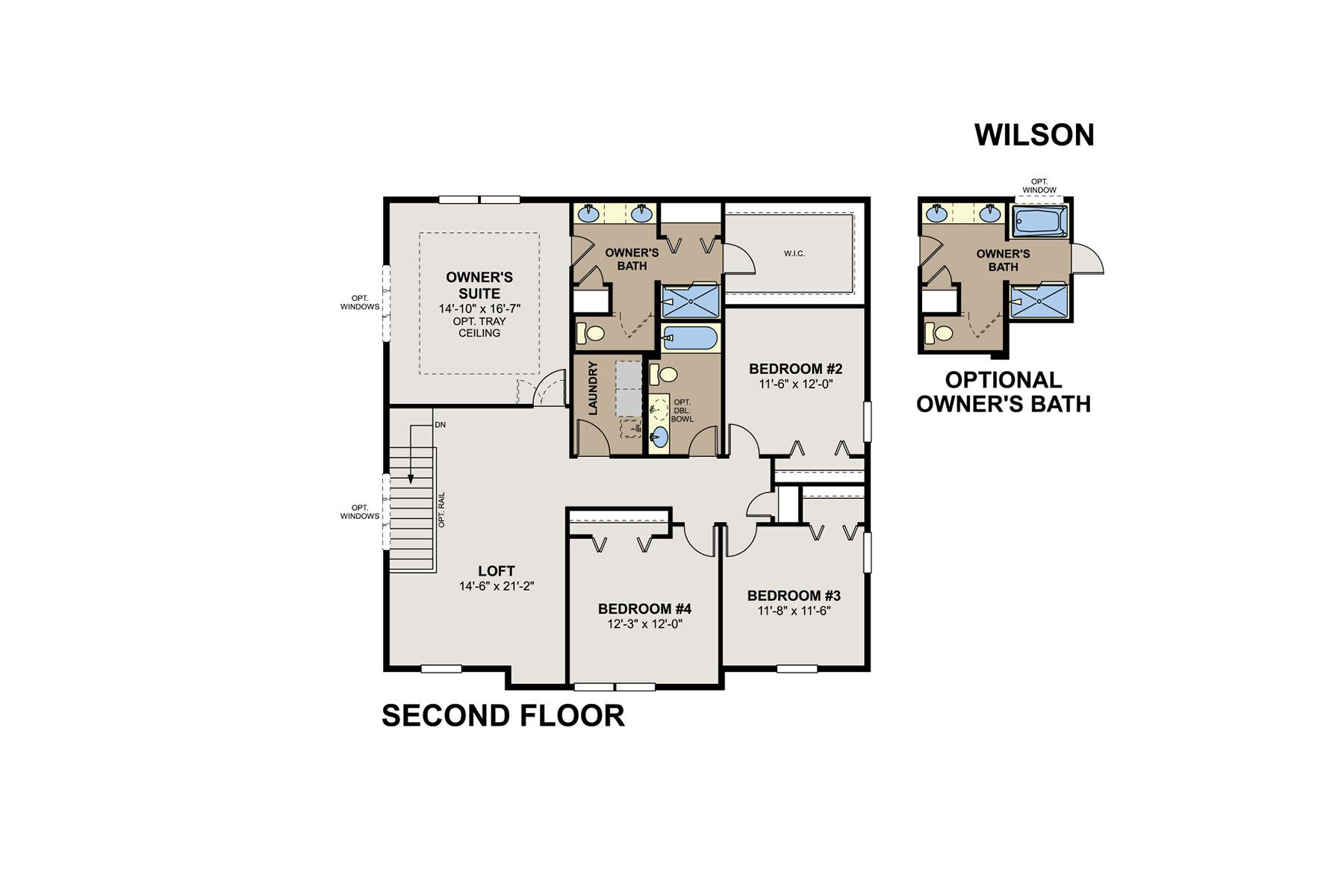 Wilson Second Floor