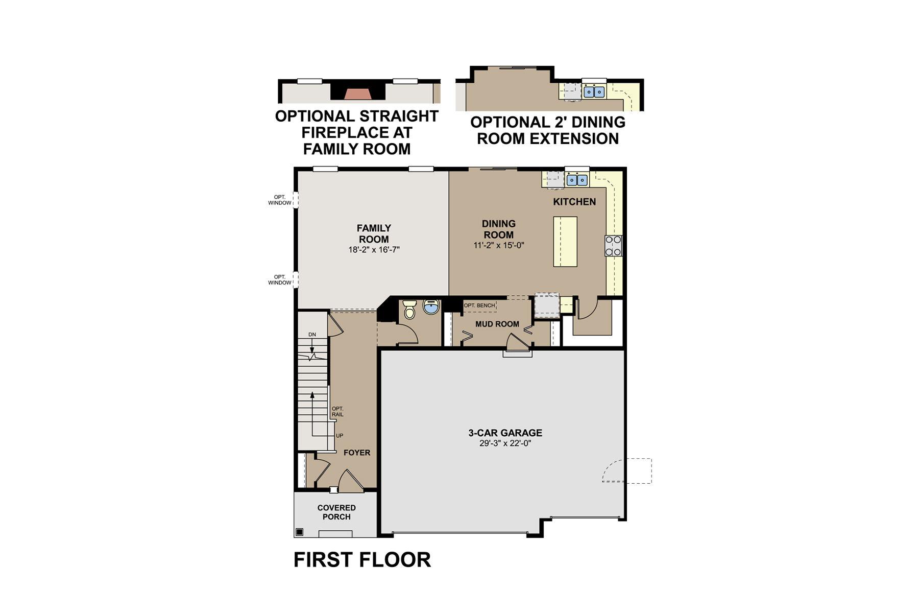 Wilson First Floor
