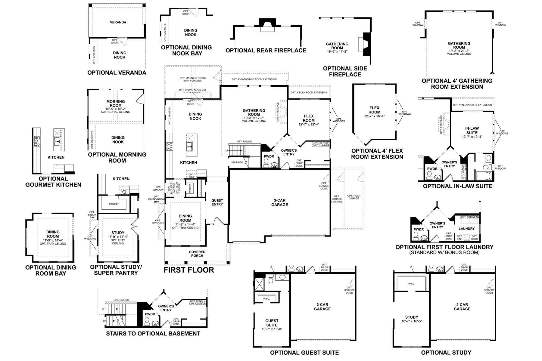 Ainsley II First Floor