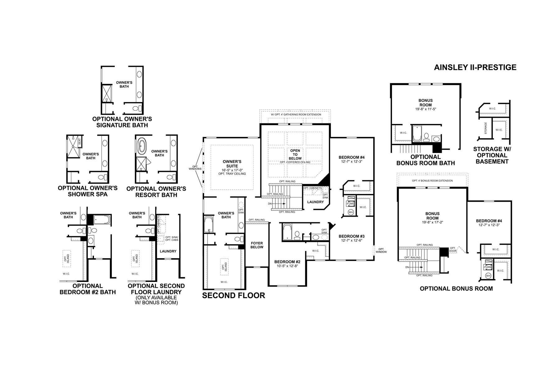Ainsley II Second Floor