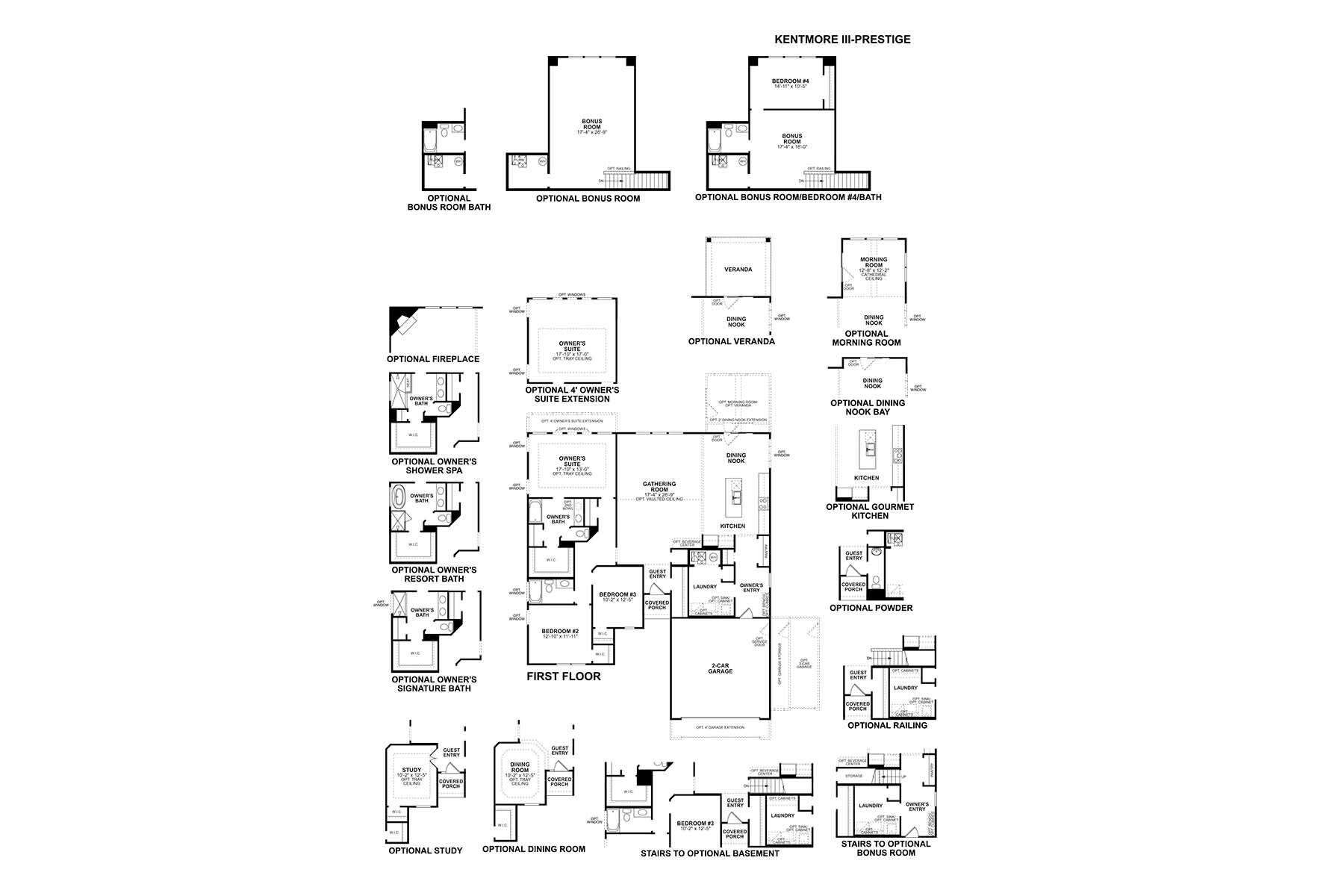 Kentmore III First Floor