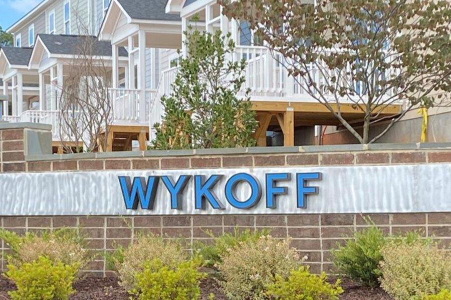 Wykoff Entrance