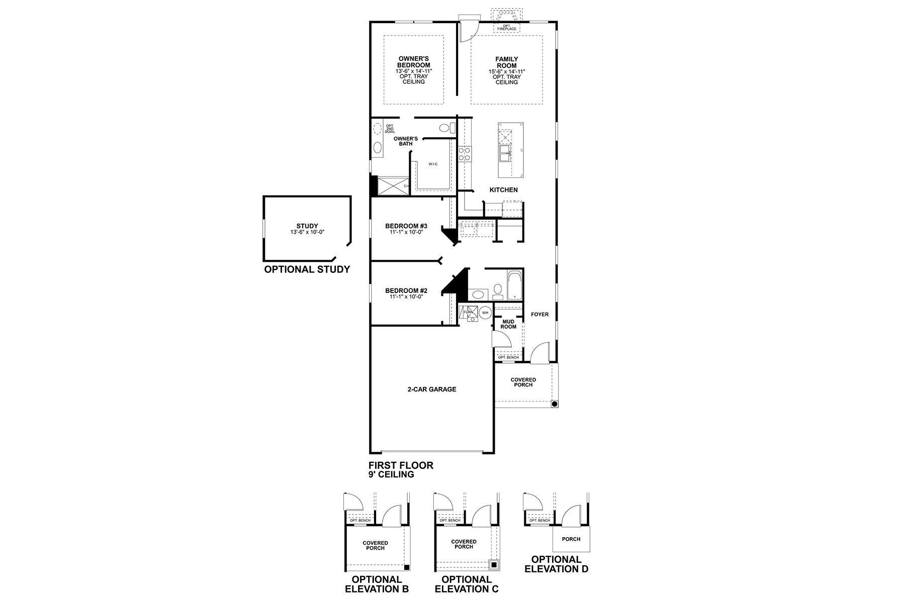 Naperville Floorplan