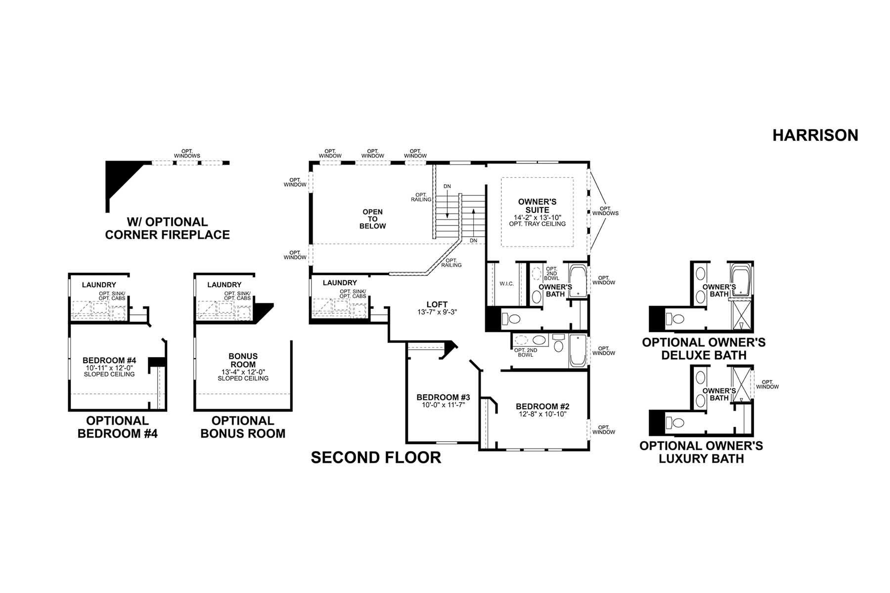 Harrison Second Floor