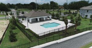 Hidden Lake Townhomes Pool