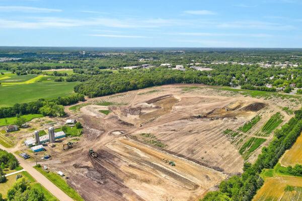 Legacy Woods Aerial