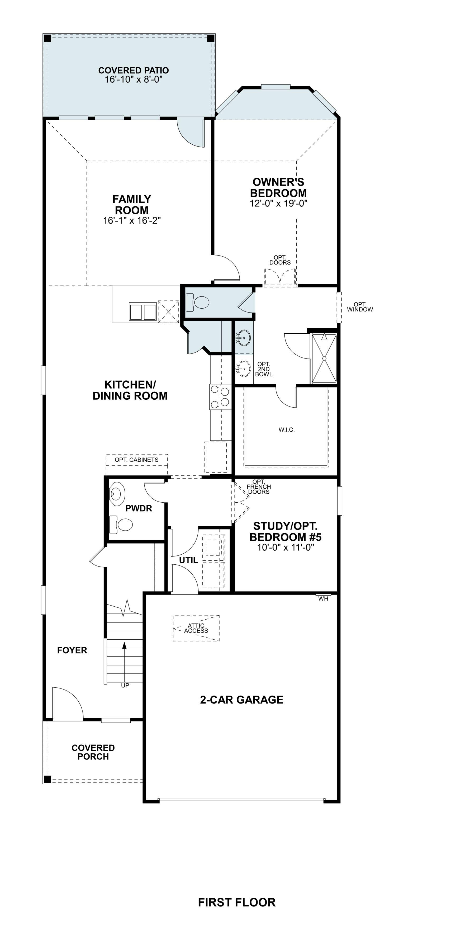 Gardenia First Floor