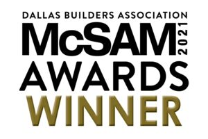 M/I Homes - Dallas: Two-Time Builder of the Year