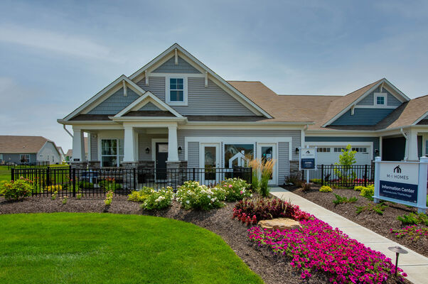 Model Home in Whitestown, Indiana