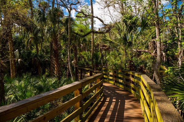 Sanford, FL Nature Trail