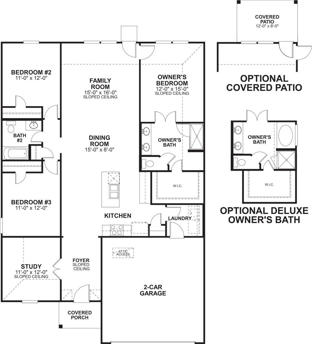 Desoto Floorplan