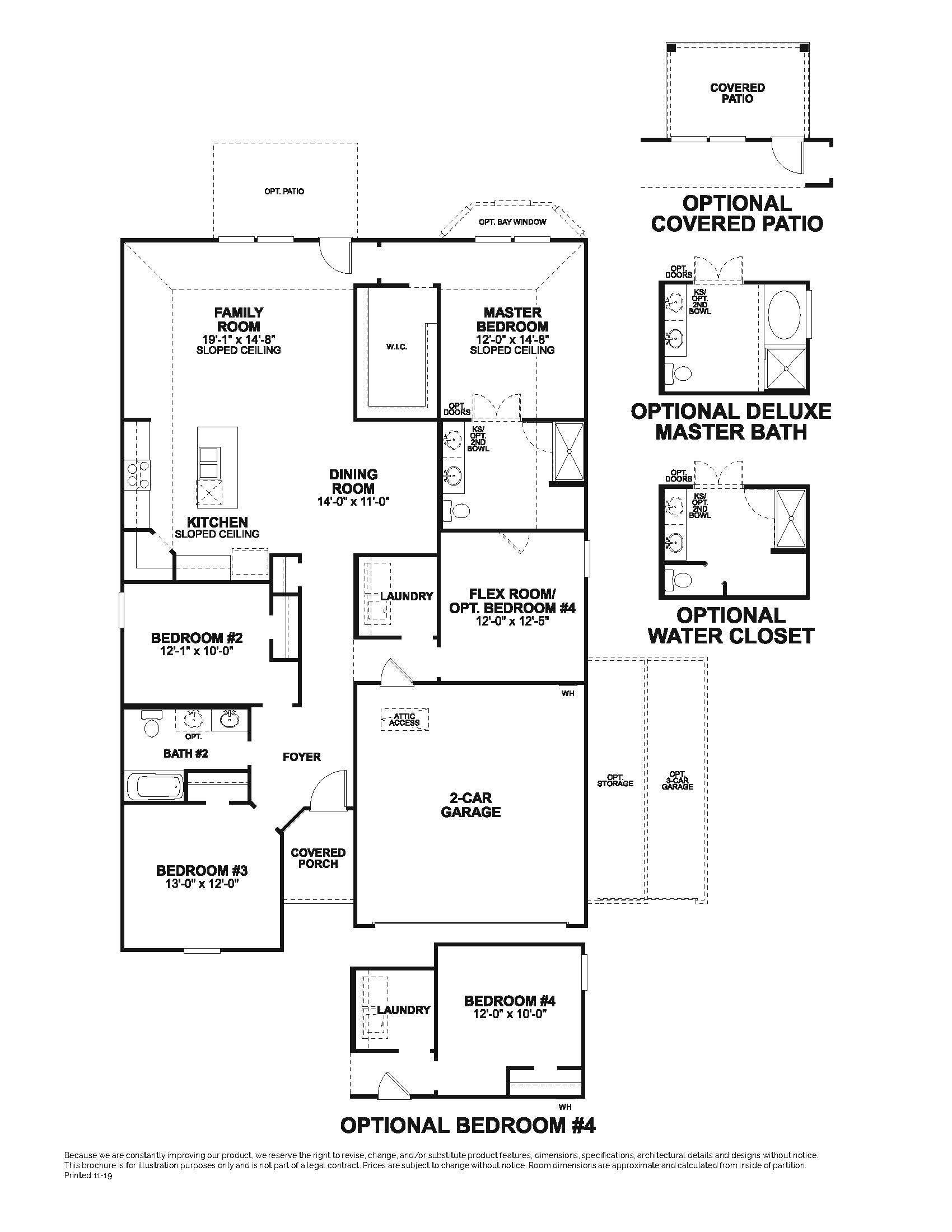 Moscoso Floorplan