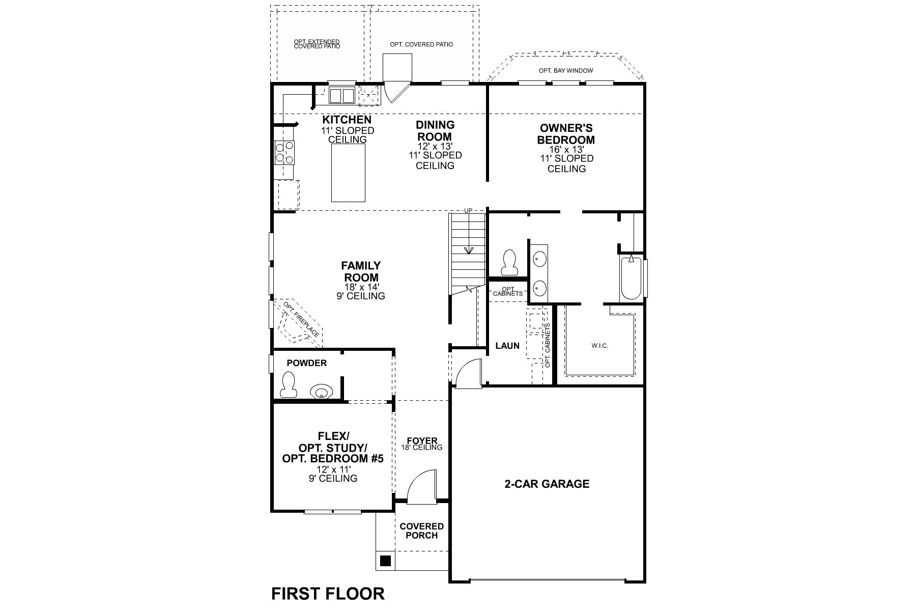 Bryant First Floor