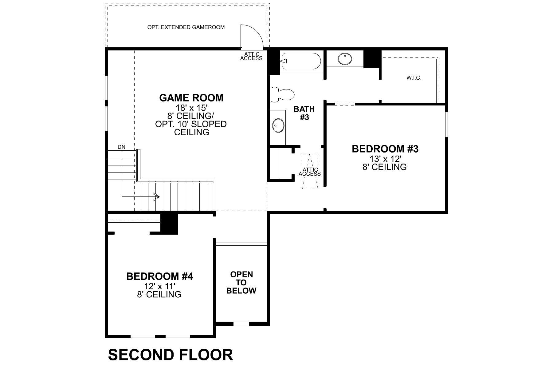 Eagle Second Floor