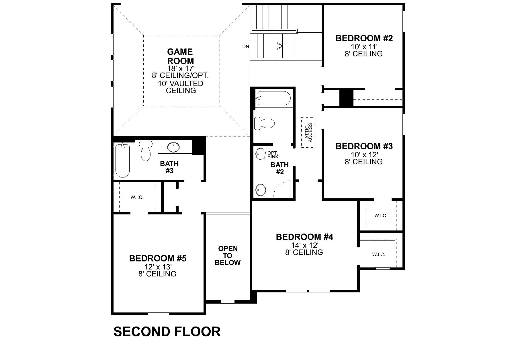 Frontier Second Floor