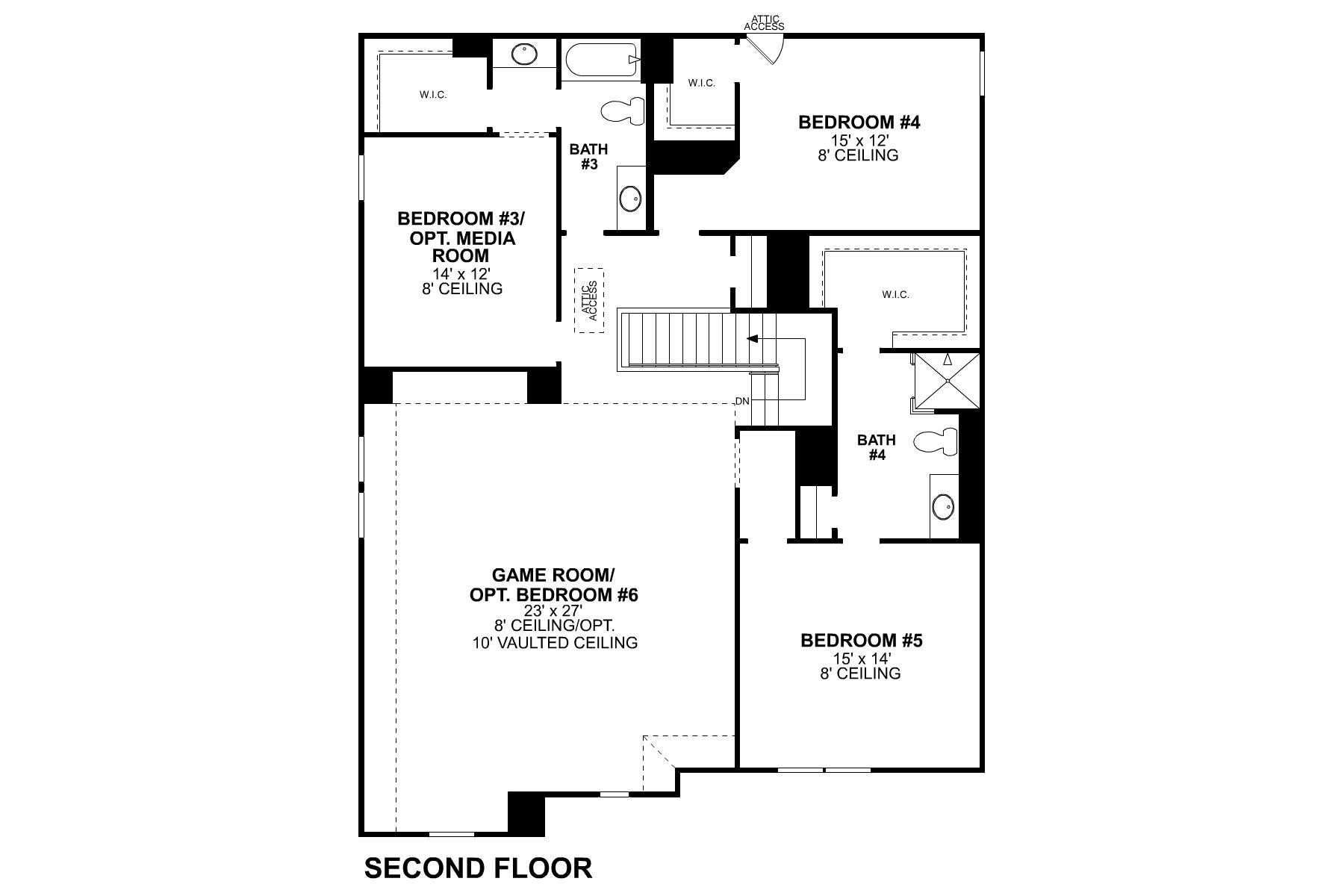 Haven Second Floor