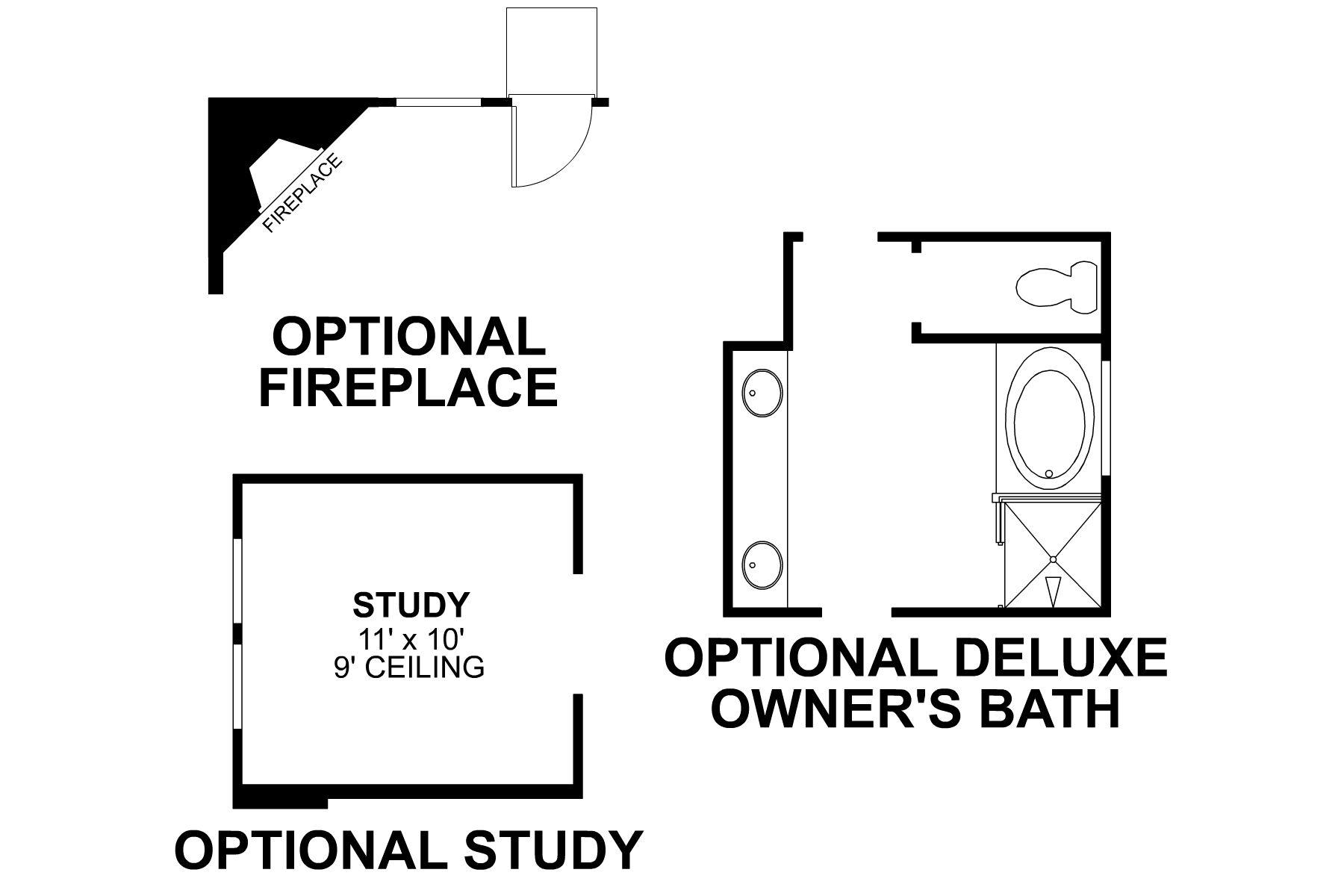 Haven First Floor Options
