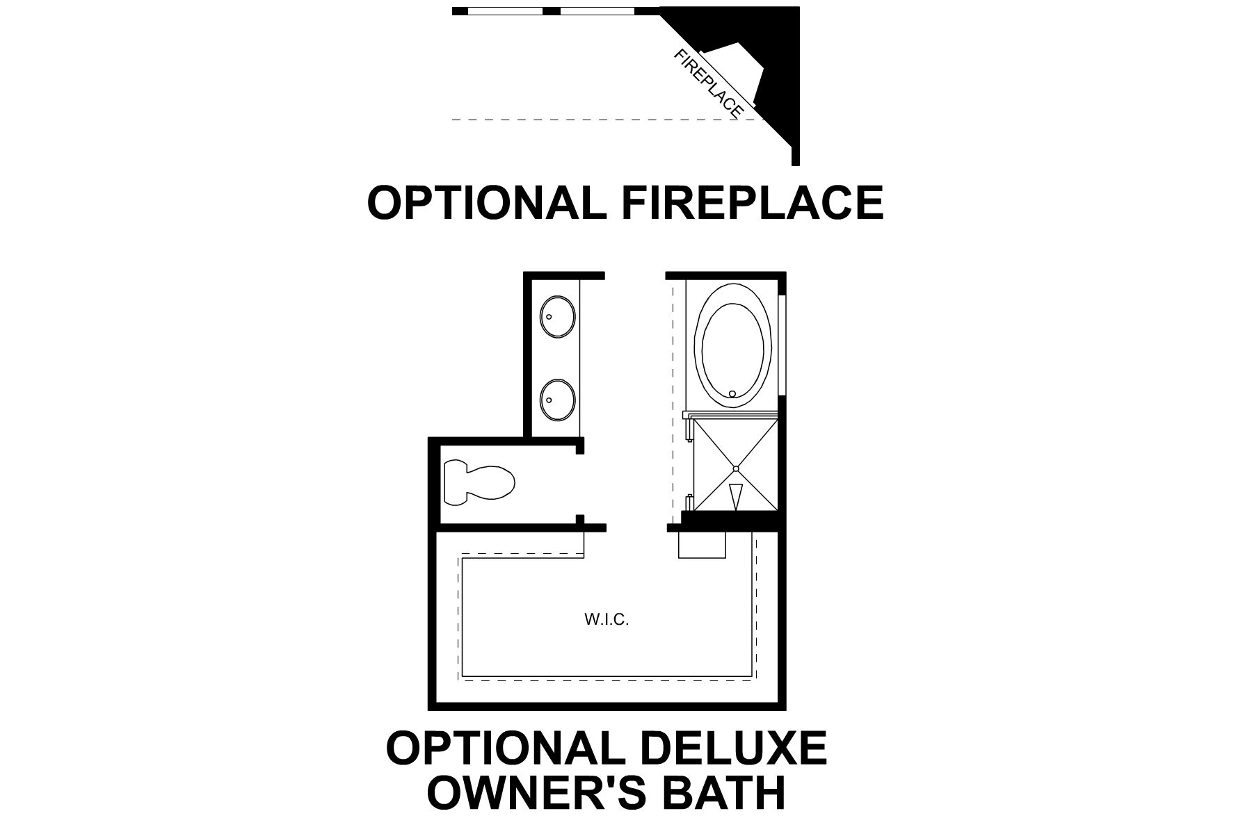 Rockhill First Floor Options