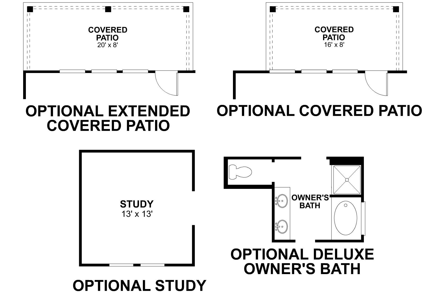 Birmingham First Floor Options