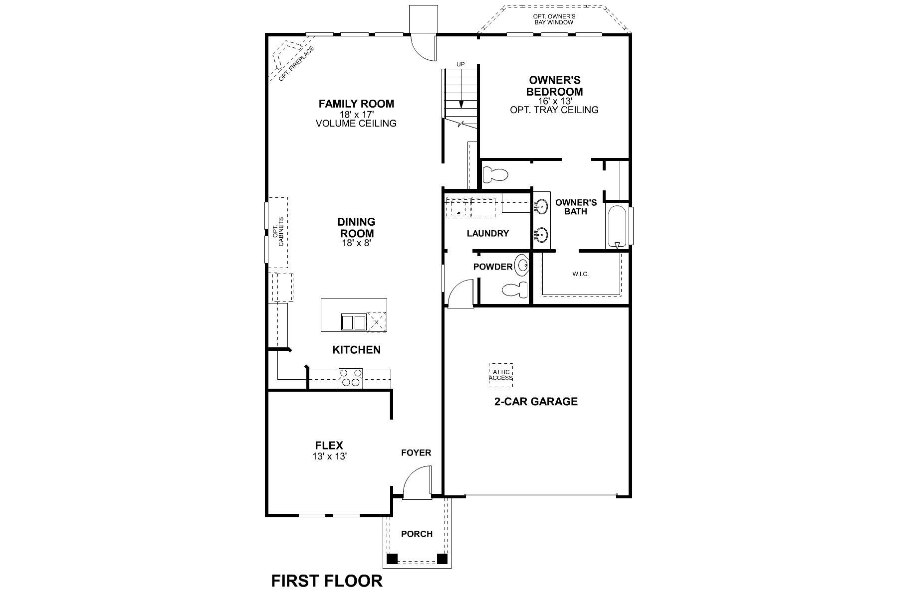 Birmingham First Floor
