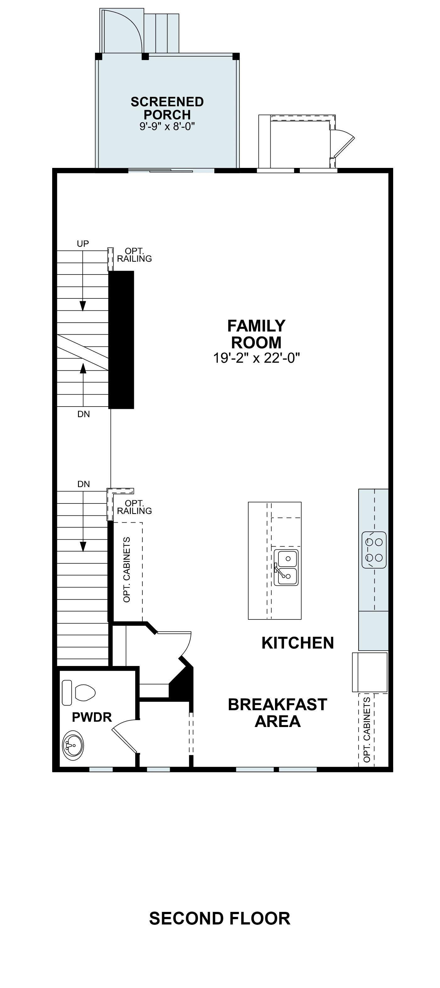 Wykoff Flintwick Second Floor